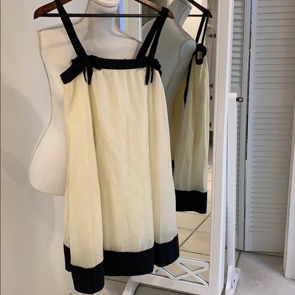Diane van Furstenberg Dresses & Skirts - Diane wan Furstenberg baby sundress pleaded